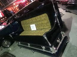 Coffin Couches A Little Morbid For My Taste  GeekologieCoffin Couch