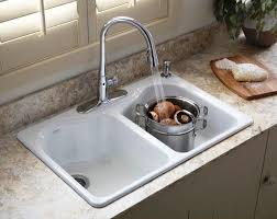 image of kohler kitchen sink accessories