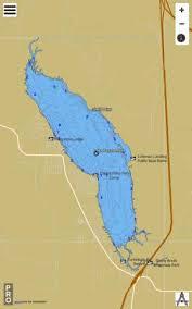 Lake Panasoffkee Fishing Map Us_fl_00294114 Nautical