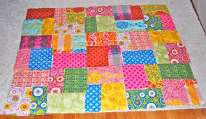 No-Sew Projects - crafterhours & Cut out a quilt you've been meaning to start and lay it out. Stop there, as  the rest involves sewing: Adamdwight.com