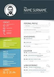 Resume Design Templates Free Delectable creative resume design noxdefense