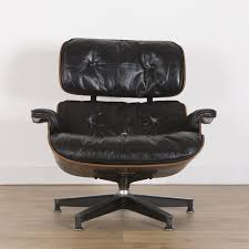 herman miller lounge chair replica. Herman Miller Original Vintage Rosewood And Black Leather Lounge Eames Chair Replica Review Blk Wal 2