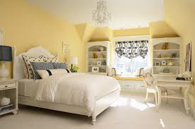 Pale Yellow Bedroom Martha Ohara Interiors