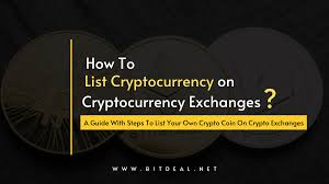 There are four basic things you'll need to do in order to buy bitcoins: Coin Listing On Cryptocurrency Exchanges A Detailed Guide