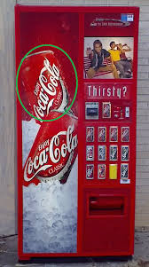 Coca Cola Vending Machine Codes