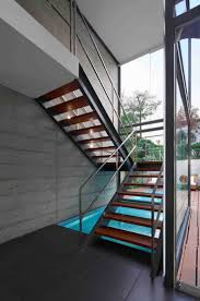 House in La Planicie by Doblado Arquitectos. For The HomeStaircasesStaircase  IdeasModern ...