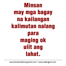 Tagalog Quotes Stunning Tagalog Love Quotes And More Love Quotes Tagalog Love Quotes