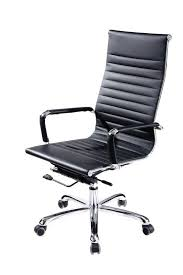 fabulous modern black leather office chair white leather office modern leather office chairs