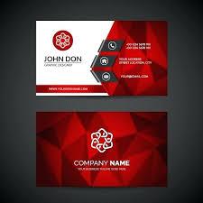 Premium And Free Business Cards Templates Elegant Card