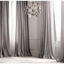 Gray and beige curtains Wall See Sample Pics With The Same Match Quora What Colour Curtains other Than White Go With Grey Walls Quora