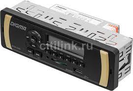 <b>Автомагнитола DIGMA DCR-110G</b>, отзывы владельцев в ...