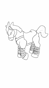 Imaginext horse in armor
