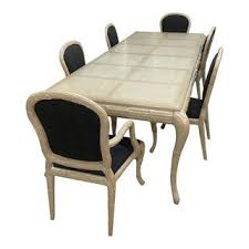 wooden dining furniture. washed wood dining table u0026 chairs set wooden furniture