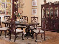 cherry dining room set elegant impressive traditional dining room sets cherry 6 eserina