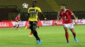 فيديو أهداف مباراة الاهلي والانتاج الحربي في الدوري المصري