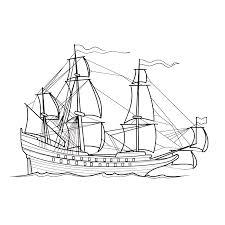 Piratenschip Kleurplaat Auto Electrical Wiring Diagram