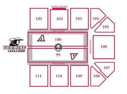 Uva Basketball Seating Chart Information Seating Uva Wise