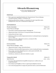 It Resume Formats Student Resume Templates That Gets Results Hloom
