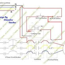 3 phase kwh meter wiring complete guide Three Phase Meter Wiring Diagram how to wire 3 phase motor with circuit breaker, contactor and overload relay we use three phase motor mostly in many places, in this post you will three phase meter 480v wiring diagrams