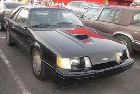 File:'83-'86 Ford Mustang Hatchback (Orange Julep).JPG - Wikimedia ...