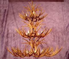 close up view of cdn antler designs socket many reion chandelier sockets are covered with a non matching plastic sleeve