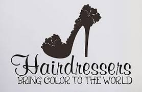Beauty Hair Quotes Best of Salon Hairdressers Vinyl Wall Decal Hair Salon Beauty Lettering