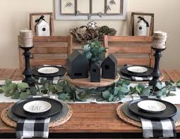Rustic farmhouse dining room table decor ideas Living Room Adorable Rustic Farmhouse Dining Room Table Ideas 33 Homyfeed 50 Adorable Rustic Farmhouse Dining Room Table Ideas Homyfeed