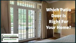 which patio door is right for your home