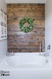 Pallet Wall Bathroom 25 Best Bathroom Pallet Projects Ideas And Designs For 2017