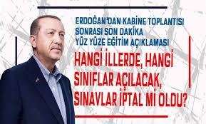 Meb, iflasını raporlaştırdı milli eğitim bakanlığının (meb) faaliyet raporu, eğitimin halini ortaya milli eğitim bakanlığı'ndan yüz yüze eğitim duyurusu milli eğitim bakanlığı (meb) tarafından yapılan. Cumhurbaskani Erdogan Dan Son Dakika Meb Aciklamasi Okullar Ne Zaman Acilacak 2021 Yuz Yuze Egitim Baslayacak