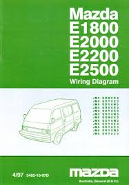 mazda e series 04 1997 factory wiring diagram manual supplement mazda e series 04 1997 factory wiring diagram manual supplement front cover front cover
