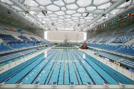 olympic swimming pools. Contemporary Swimming Olympic Swimming Pool Opens In Gaza With Swimming Pools