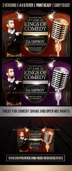 Comedy Show Flyer Template Comedy Show Flyer Template Flyer Template Template And Flyer 22