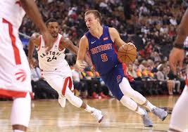 The Final Detroit Pistons Season Opening Depth Chart
