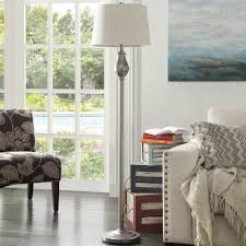 Schubert 3-way Bronze Contoured Base 1-light Accent Floor Lamp by iNSPIRE Q  Bold by iNSPIRE Q. Living Room ...