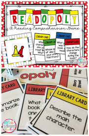 a fun game that gets students talking about books that they have