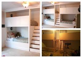 Diy Bunk Bed Plans Make Your Own Furniture