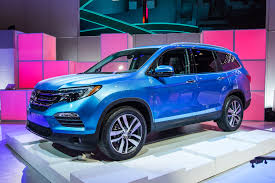 2015 honda pilot redesign. Interesting Pilot Refreshing Or Revolting 2016 Honda Pilot To 2015 Redesign D
