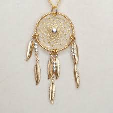 Dream Catcher Neclace Interesting Dream Catcher Silver Gold Dreamcatcher Necklace By BBJdesign