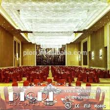 banquet hall chandeliers party design google search