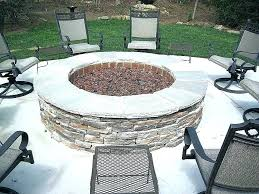 wood burning outdoor fire pits stone pit kit elegant fresh table p kits gas insert patio