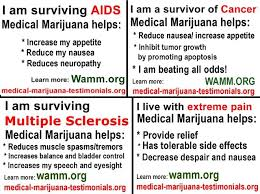 medical weed uses
