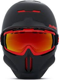 Ruroc Size Chart Ruroc Rg1 Dx Full Face Snowboard Ski Helmet Xl Inferno