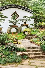 small japanese garden transforms this