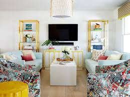 23 Yellow Living Room Ideas for a ...