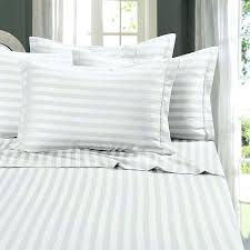 just linen hotel collection thread count cotton sateen stripe white macys duvet cover