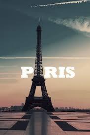 Paris Eiffel Tower Typography IPhone 6 Wallpaper