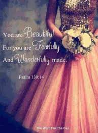 Bible Quote About Beauty