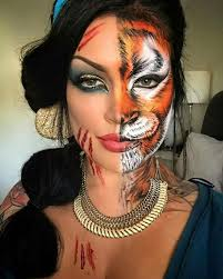 simple tiger face makeup thenews today info