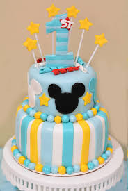 mickey mouse cake with fondant